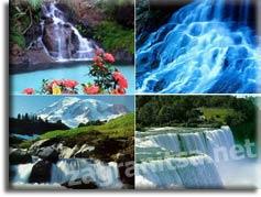Самый высокий и самый мощный водопад